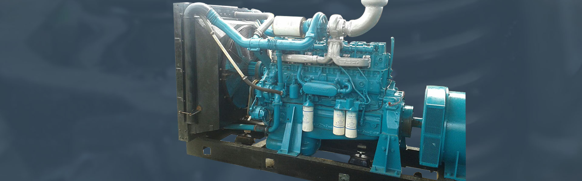 USED / REFURBISHED DIESEL GENERATORS