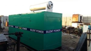 Silent Cover for Generators ( Canopy )